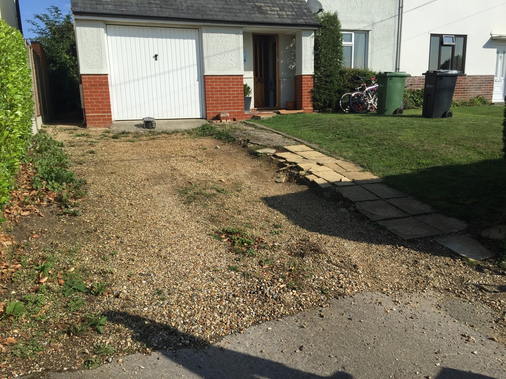 Before-Driveway