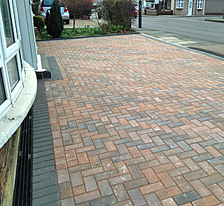 Block Paving Chelmsford, Colchester, Harlow, Southend-on-Sea, Gidea Park