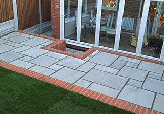 Stone Patio Chelmsford, Colchester, Harlow, Southend-on-Sea, Gidea Park