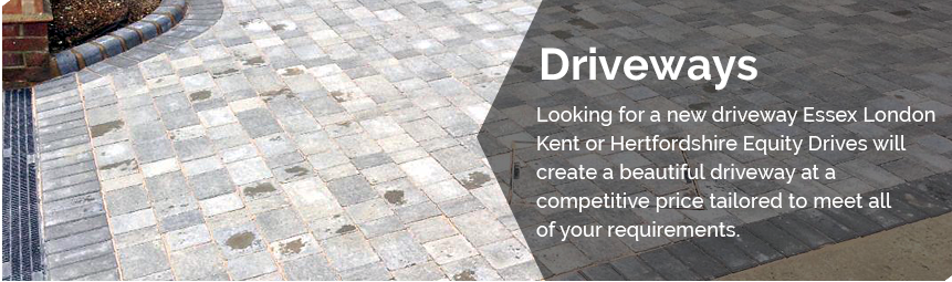 Driveways Chelmsford, Colchester, Dagenham, Epping Forest, Harlow