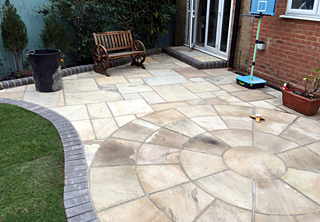 Brick Patio Basildon, Cranham, Rainham, Thurrock, Upminster, Maldon, Rochford